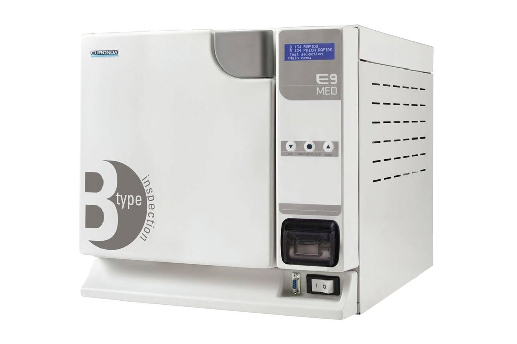 autoclav-euronda-e9-med